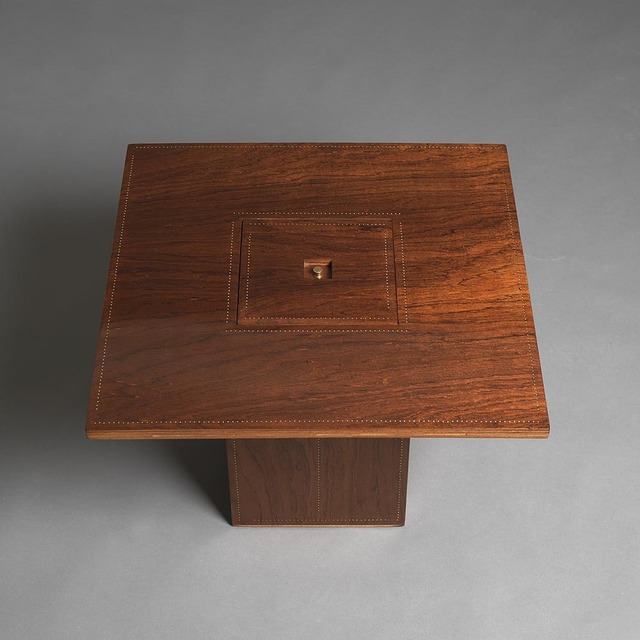 André Sornay, 'Coffee table combined with a bar', ca. 1939, Galerie Alain Marcelpoil