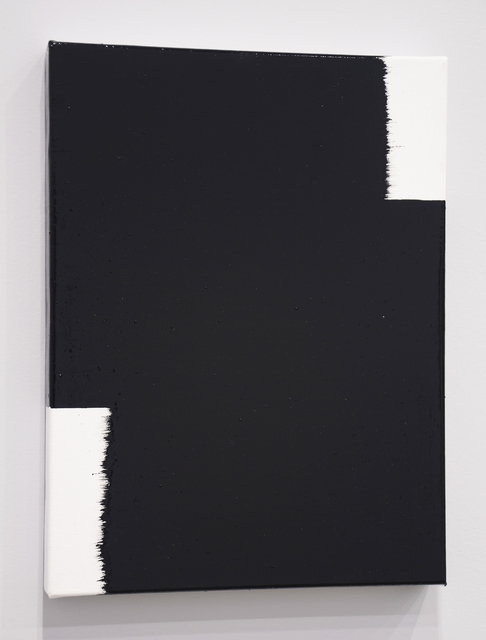 , 'When 2 Directions Become All Directions (Black Reflection),' 2016, Minus Space