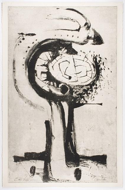 Geoffrey Clarke, 'Warrior I', 1956, The Fine Art Society