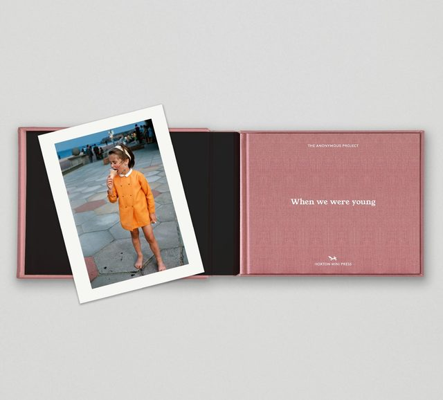 , 'Limited edition print (H) + book: 'When We Were Young',' 2020, Hoxton Mini Press