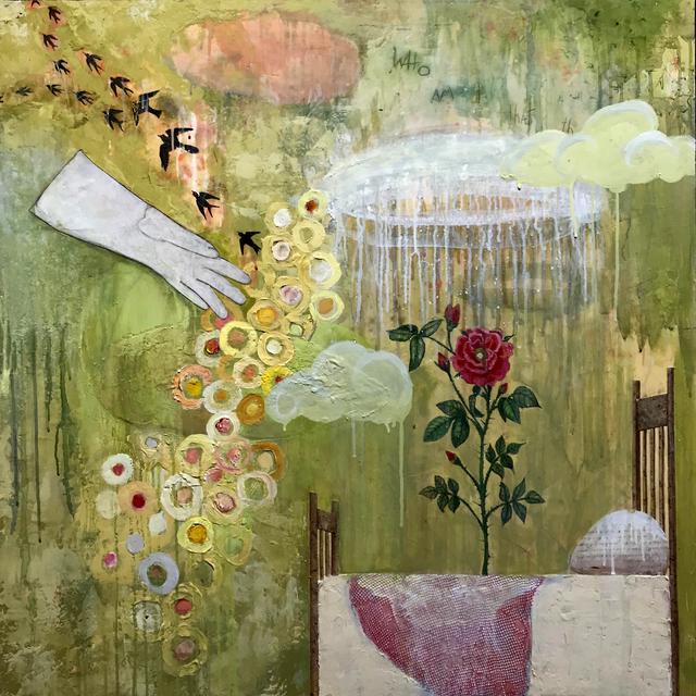 , 'Crimson Rose,' , Nüart Gallery