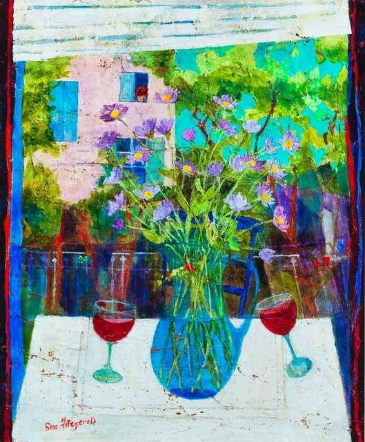 , 'Early Summer: St Bauzille de la Sylve,' 2018, Catto Gallery