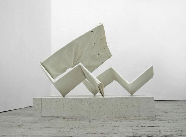 , 'Pants Sculpture IV,' 2009, Corey Oberlander + Lindsey Stapleton
