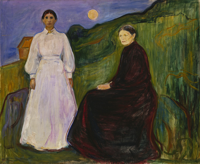 , 'Mother and Daughter,' 1897, Museo Thyssen-Bornemisza