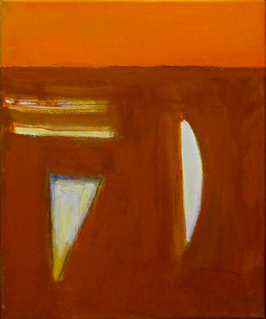 , 'Horizo Roig,' 2004, Fernández-Braso
