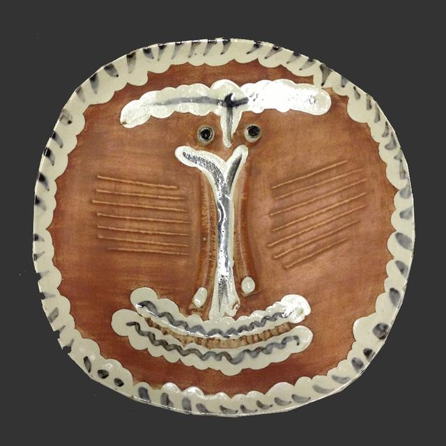 Pablo Picasso, 'Visage au nez pince (A.R. 34)', 1959, Denis Bloch Fine Art