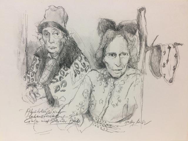 Hetty Krist, 'Dalí', Galerie AM PARK
