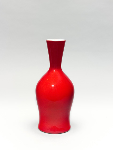 Pol Chambost, 'Shouldered vase with high collar No. 1063', 1955, Thomas Fritsch-ARTRIUM