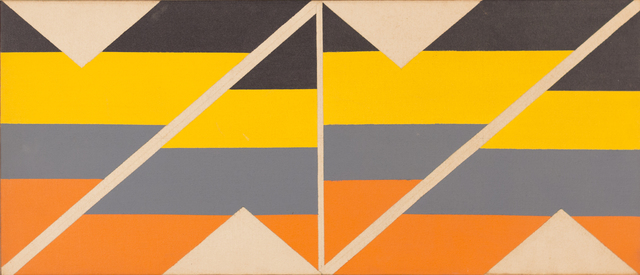 , 'Multi from Zone I,' 1965, Eric Firestone Gallery