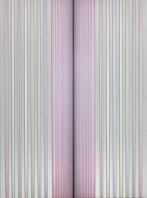 , 'Untitled (Vertical Horizon),' 2015, Ochi Projects
