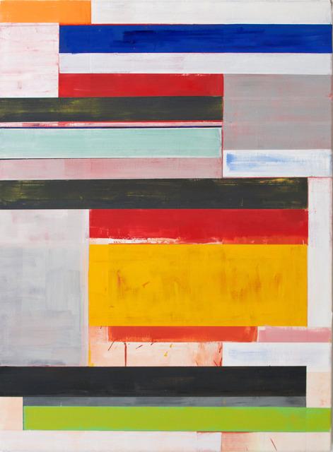 , 'Red Slip,' 2016, CYNTHIA-REEVES