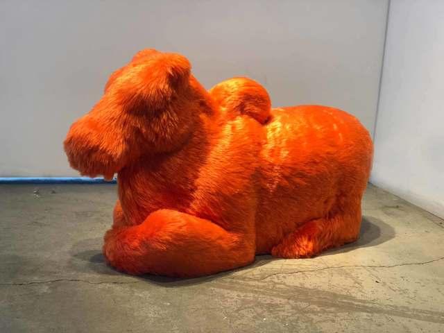 , 'Sitting Bull (Nandi - Color),' 2018, Aicon Gallery