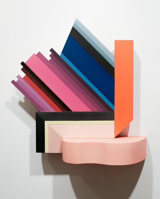 , 'Voices Carry,' 2015, Paradigm Gallery + Studio