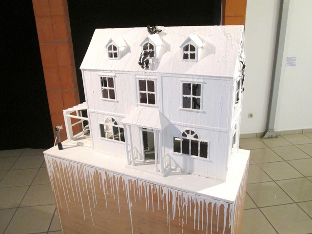 , 'I've Always Wanted a Dolls House,' 2013-2014, ARTLabAfrica