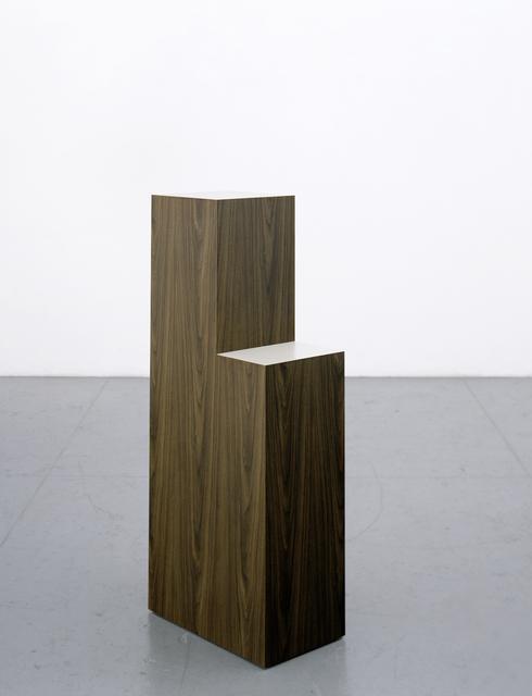 Richard Artschwager, 'Brown Chair', 2008, Sprüth Magers