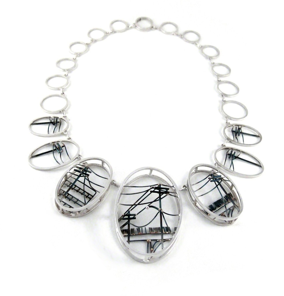 Richmond Necklace by Caitie Sellers