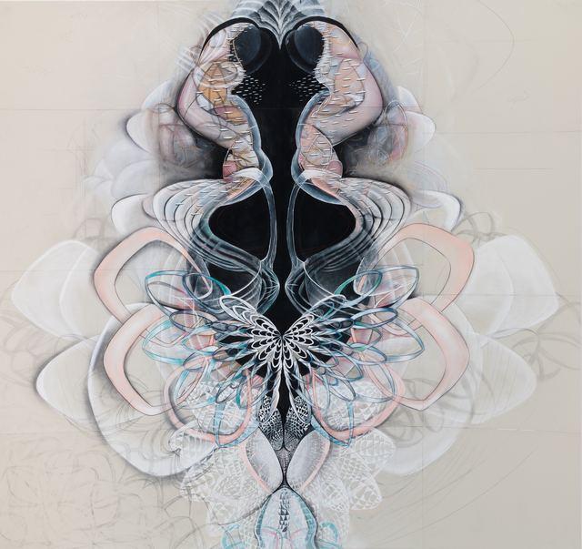 , 'Spiral Light,' 2015, Mark Moore Fine Art
