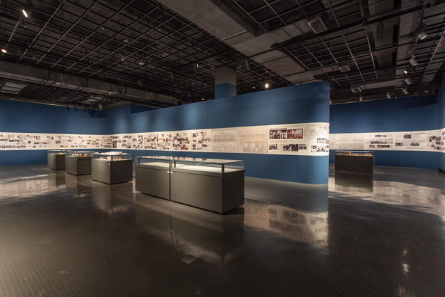 "Pan Gongkai, 'Ink Painting, Installation, Architecture and Theory view, ""Pan Gongkai: Dispersion and Generation"" at Zhejiang Art Museum', Zhejiang Art Museum"