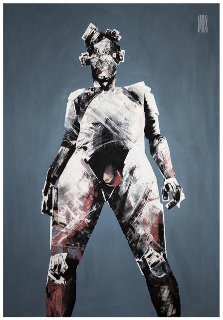 Bohdan Burenko, 'Crack Body 1', ANNO DOMINI