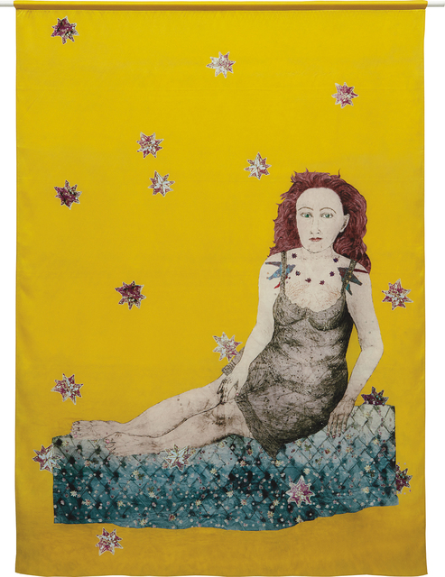 Kiki Smith, 'Sitting with a Snake', 2007, Phillips