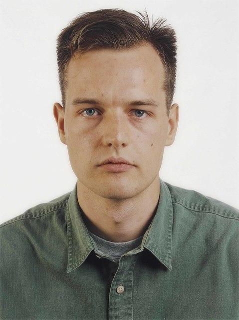 Thomas Ruff, 'Portrait (E. Zapp)', 1990, Christie's