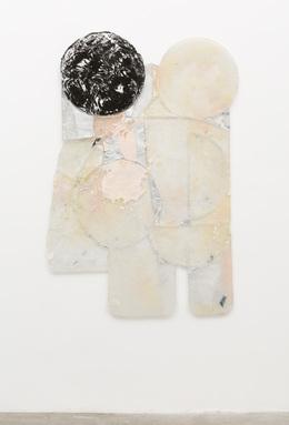 , 'Egghead Broke a Yolk,' 2014, Anat Ebgi