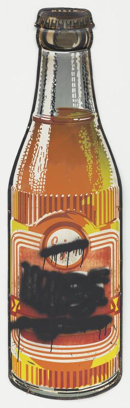 , 'Orange Soda Mute,' 2014, Feuer/Mesler
