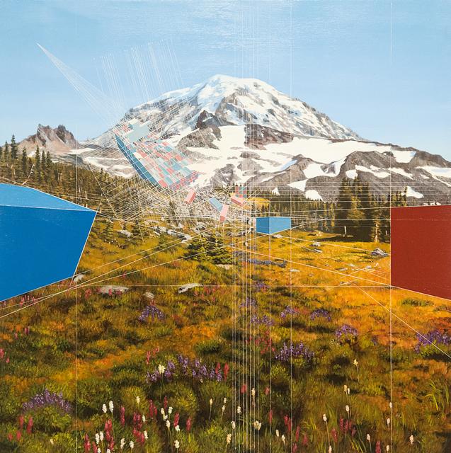 , 'Shipwreck, Mount Rainier National Park,' 2017, Treason Gallery