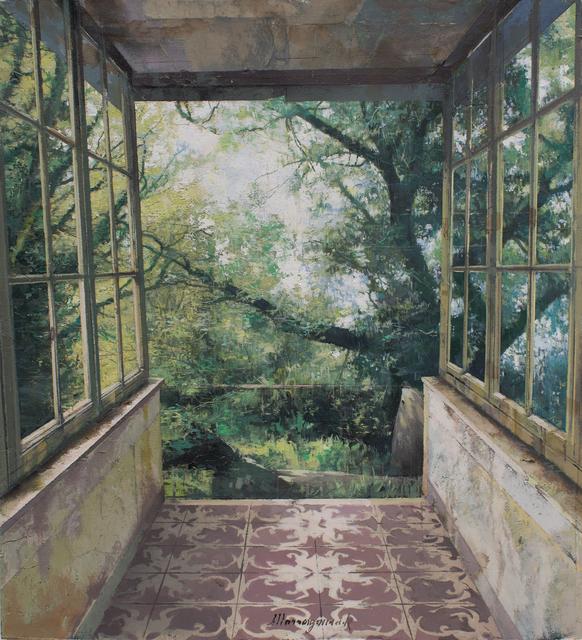 , 'Il giardino di Hajòs,' 2015, Pontone Gallery