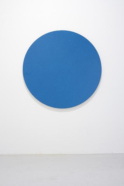 , 'Blue Eye,' 2016, Lange + Pult