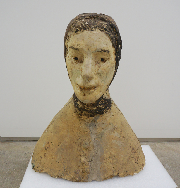 , 'A Woman with a Scarf,' ca. 1969, PKM Gallery
