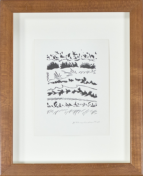 Schomer Lichtner, 'Winter Silhouettes', 2014, David Barnett Gallery