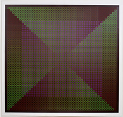 , 'Composite - Brown with Purple ,' 1981, David Richard Gallery