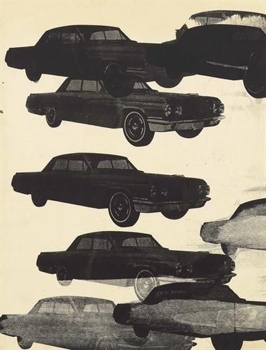 Andy Warhol, 'Cars (Eight Buicks)', Christie's