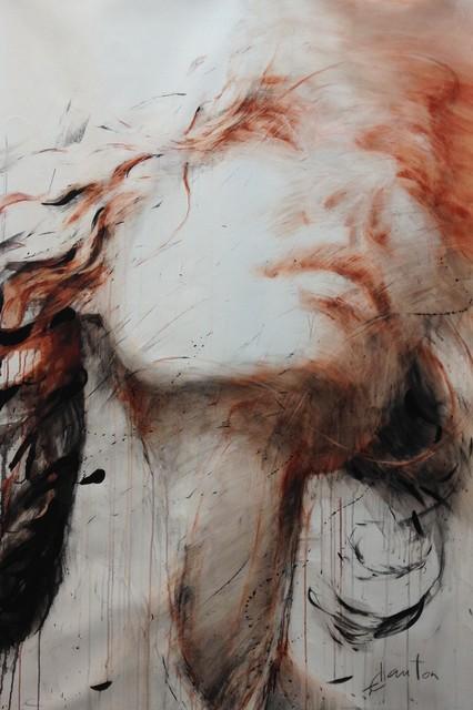 , 'Vent orange,' 2017, Bouillon d'Art Galerie