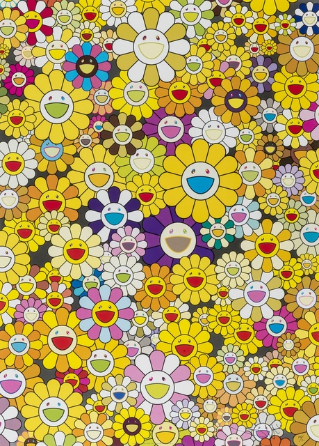 Takashi Murakami, 'An Homage to Monogold 1960 B', 2012, Forum Auctions