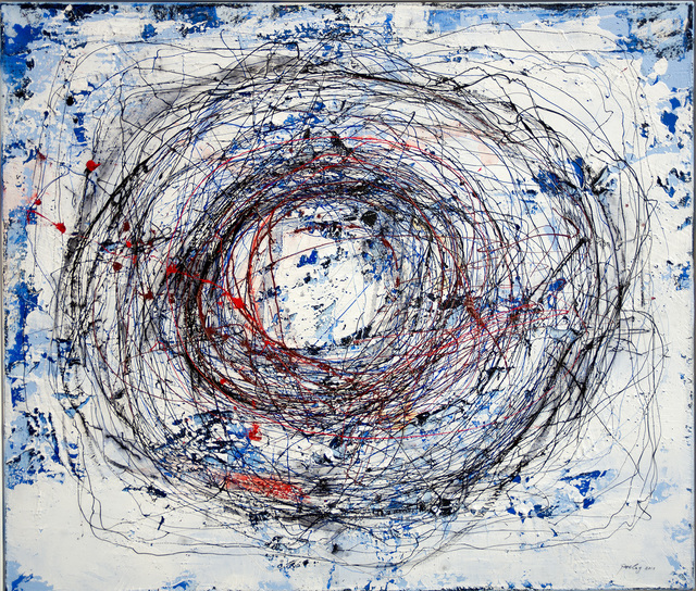 , 'Rot entgleitet,' 2010, Artemons Contemporary