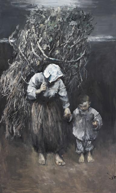 , 'The Path to Home,' 2018, Hann Art Agency