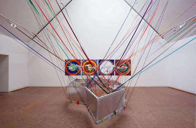 , 'The Dream Ship,' 1968, Louisiana Museum of Modern Art