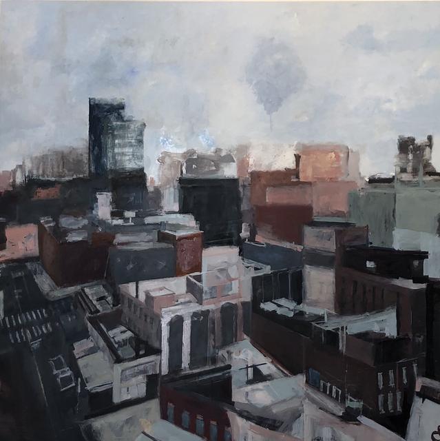 , 'Highline,' 2019, Maybaum Gallery