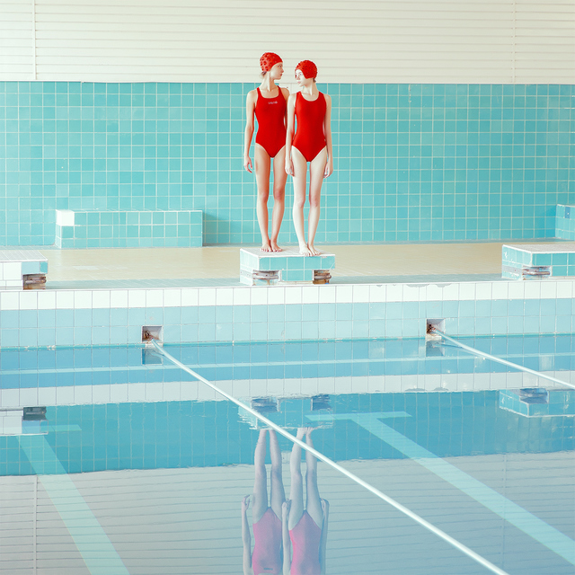Maria Svarbova, 'Red Twins', 2016, Gilman Contemporary