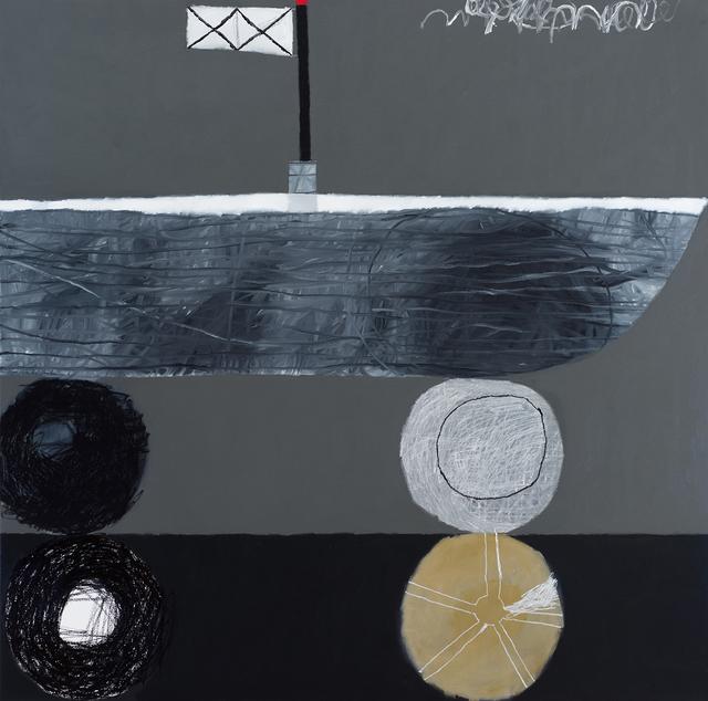 , 'Boat On Land,' 2017, Flinders Lane Gallery