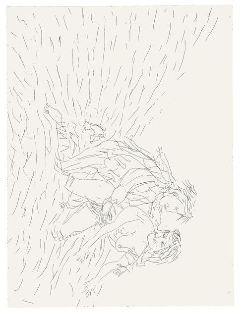 , 'Im Walde von Blainville,' 2000, Galerie Sabine Knust