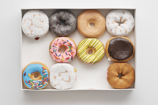 , 'Baked Fresh Donuts,' , Tangent Contemporary Art