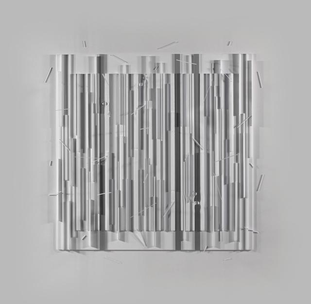 , 'Porta a l'invisible,' 2017, Espacio Valverde