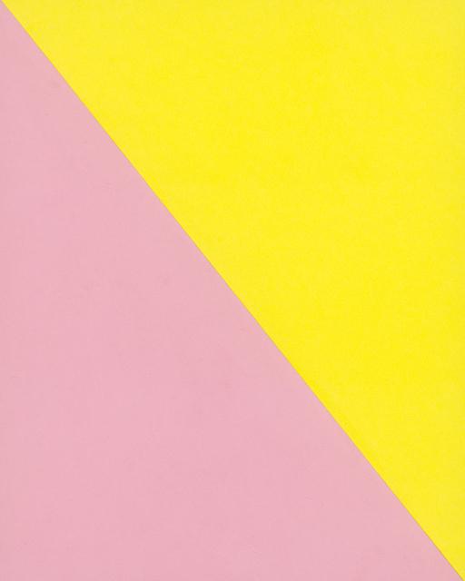 , 'Aspen, Carnation Pink,' 2016, Projet Pangée