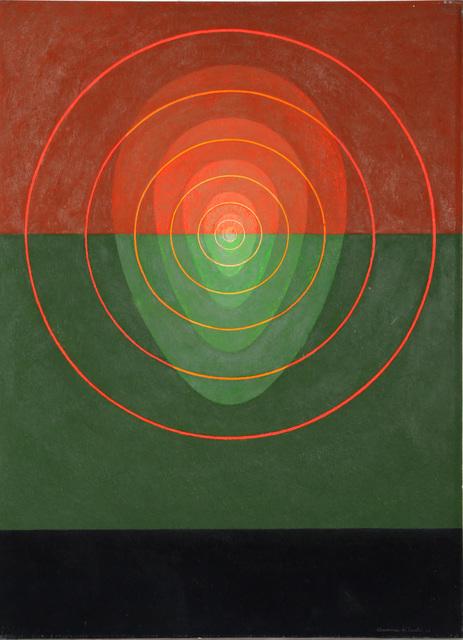 Clarence Holbrook Carter, 'Mandala No. 2', 1968, RoGallery