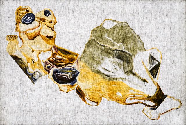 Ulf Rollof, 'Rorschach-Rollof 2', 2019, CFHILL