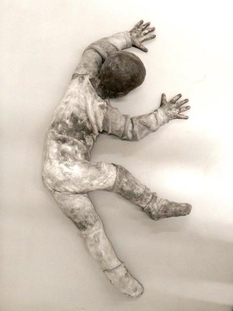 , 'Child crawling turning up-down,' 2015, 3 Punts Galeria
