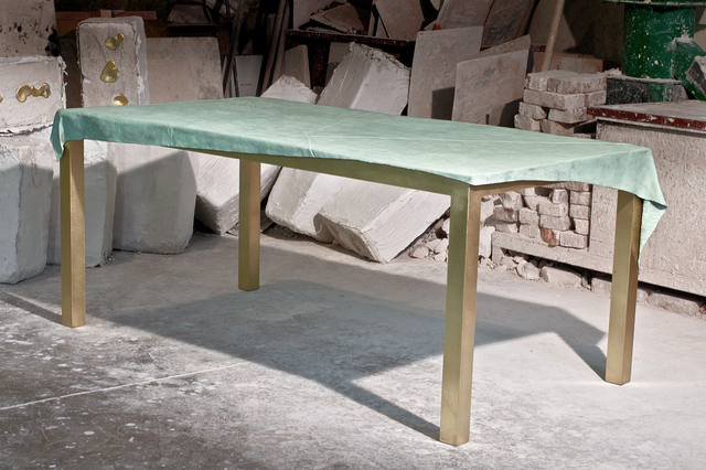 , 'Dressed Table,' 2012, Industry Gallery